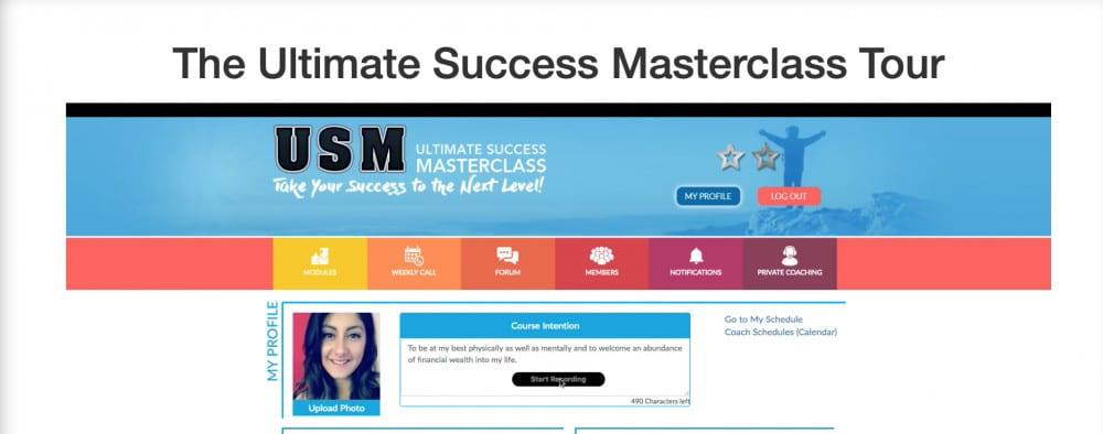 Ultimate Success Master Class