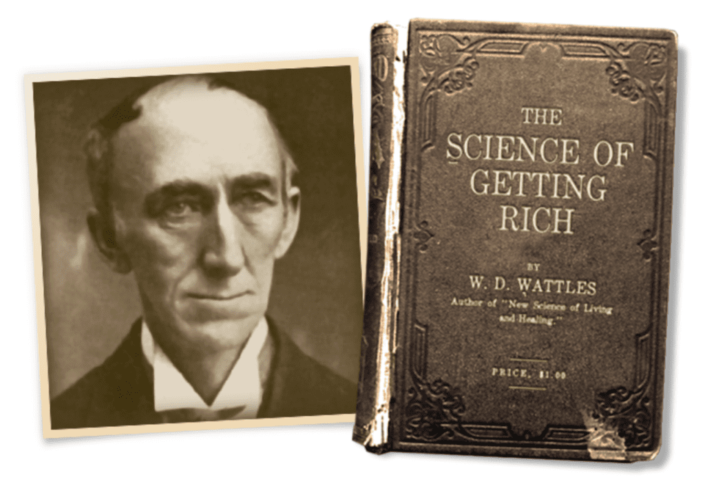 The Science of Getting Rich PDF Cover