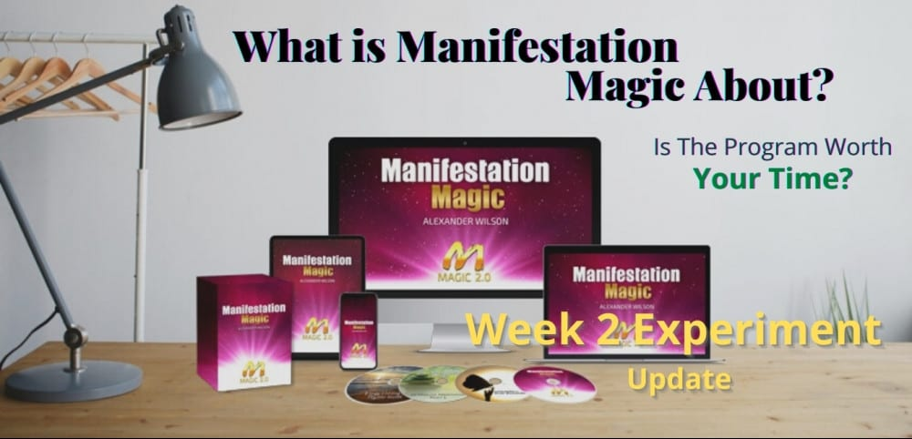 Manifestation Magic Week 2